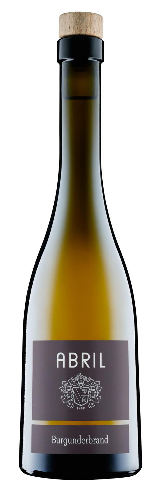 Burgunder-Brand 40%  2015